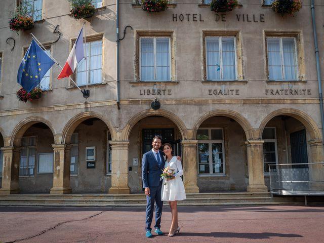 Le mariage de Mathieu et Emeline à Pont-à-Mousson, Meurthe-et-Moselle 2