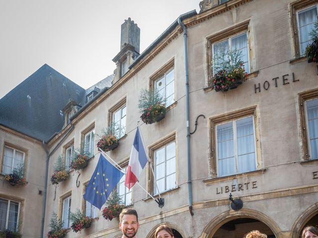 Le mariage de Mathieu et Emeline à Pont-à-Mousson, Meurthe-et-Moselle 8
