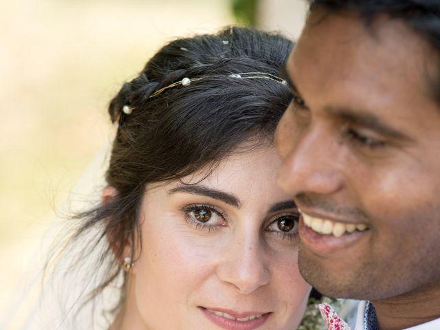 Le mariage de amar et clara à Vallery, Yonne 23