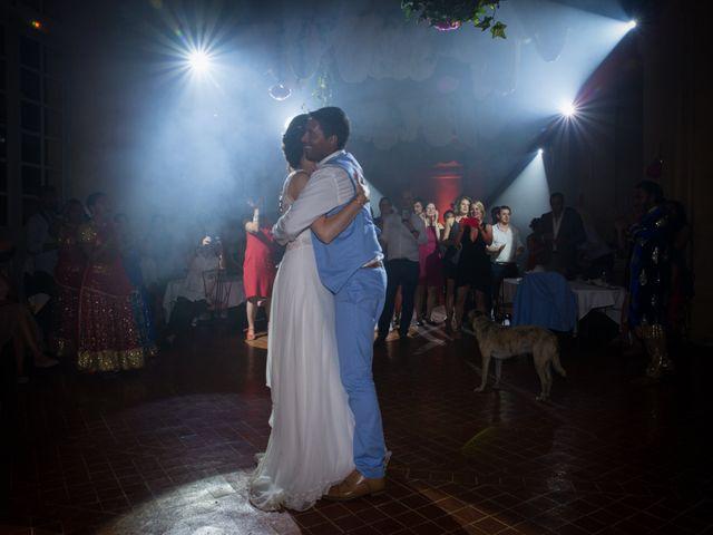 Le mariage de amar et clara à Vallery, Yonne 30
