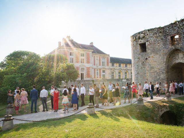 Le mariage de amar et clara à Vallery, Yonne 37