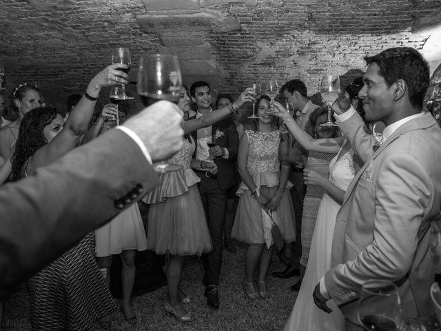 Le mariage de amar et clara à Vallery, Yonne 41
