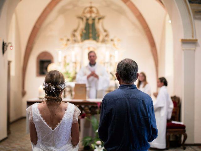 Le mariage de Jean-François et Laurence à Villé, Bas Rhin 18