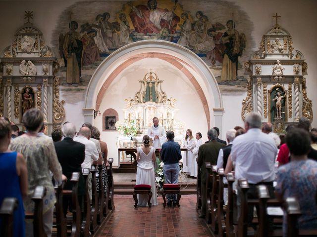 Le mariage de Jean-François et Laurence à Villé, Bas Rhin 19