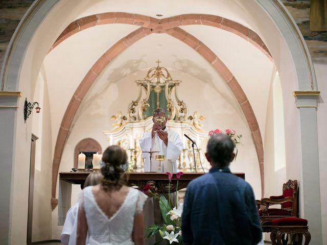 Le mariage de Jean-François et Laurence à Villé, Bas Rhin 29