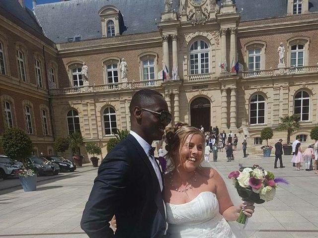 Le mariage de Sekou et Justine à Amiens, Somme 9