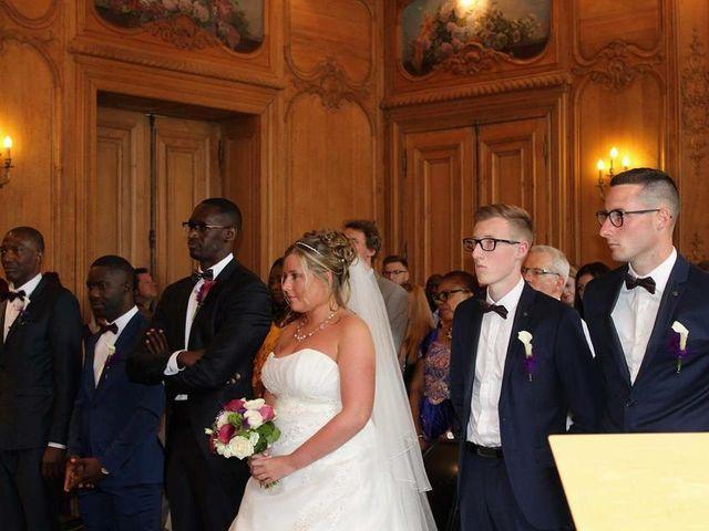 Le mariage de Sekou et Justine à Amiens, Somme 10