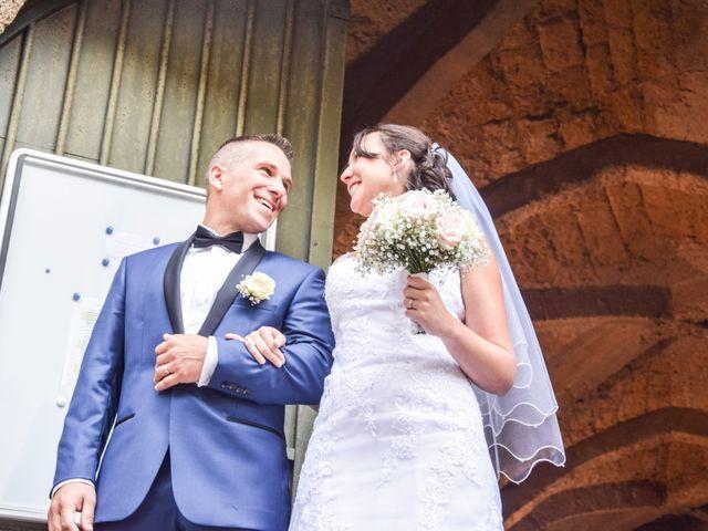 Le mariage de Cyrielle et Rémy