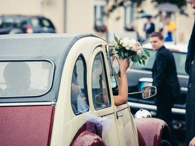 Le mariage de Romain et Emilie à Cons-la-Grandville, Meurthe-et-Moselle 89
