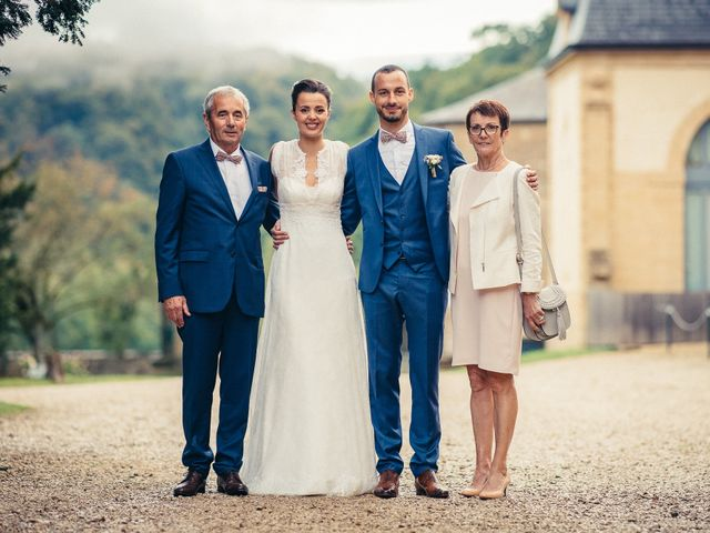 Le mariage de Romain et Emilie à Cons-la-Grandville, Meurthe-et-Moselle 105