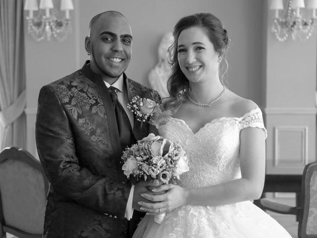 Le mariage de Julie et Fardjan