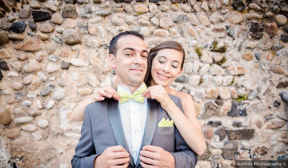Le mariage de Alexandre et Amélie à Montrond-les-Bains, Loire