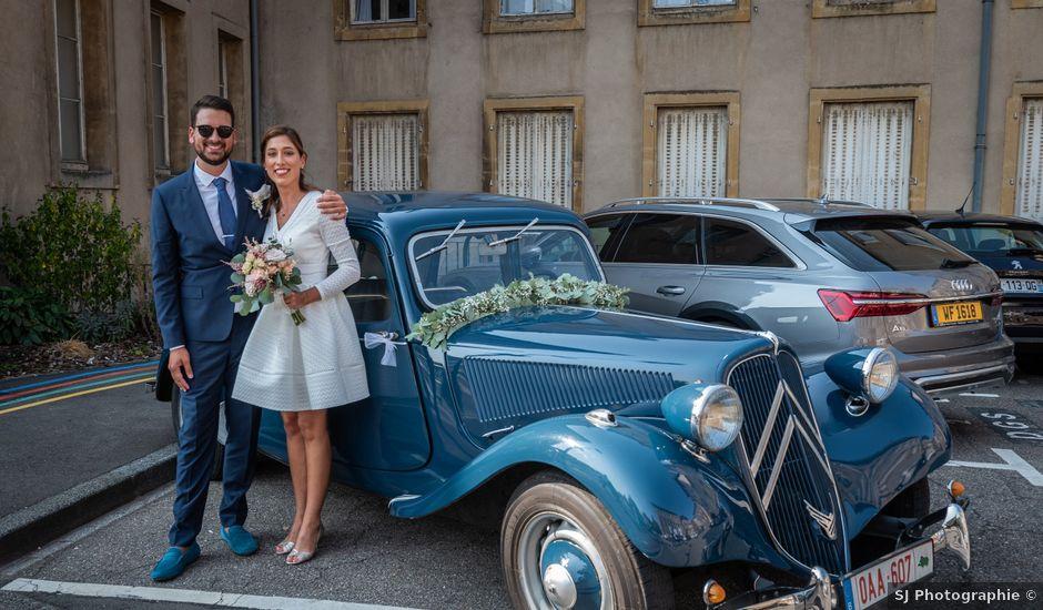 Le mariage de Mathieu et Emeline à Pont-à-Mousson, Meurthe-et-Moselle
