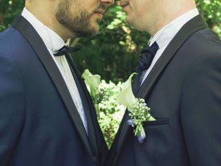 Le mariage de Chriss et Cédric