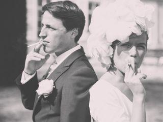 Le mariage de Sabine et Jean