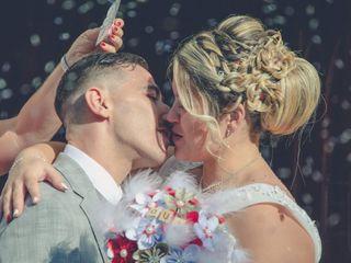 Le mariage de Cindy et Romain