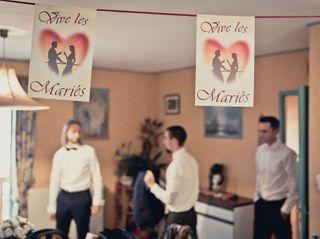 Le mariage de Claudia et Damien 3