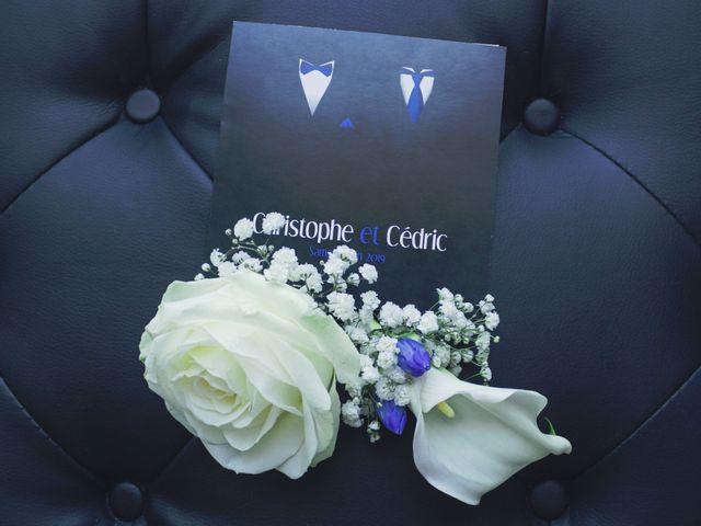 Le mariage de Cédric et Chriss à Chelles, Oise 7