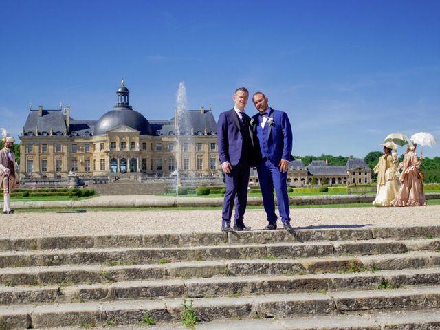 Le mariage de Cédric et Chriss à Chelles, Oise 8