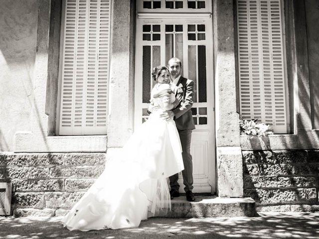 Le mariage de Yann et Nathalie à Saint-Genis-Laval, Rhône 9