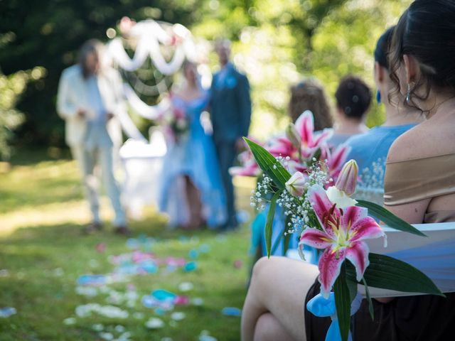 Le mariage de Yann et Nathalie à Saint-Genis-Laval, Rhône 20