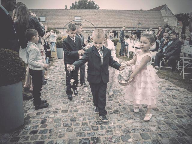 Le mariage de Jérome et Cindy à Verneuil-en-Halatte, Oise 2