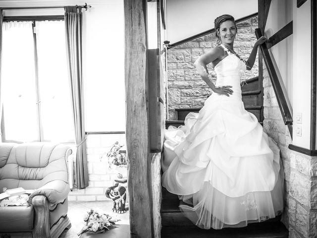 Le mariage de Jérome et Cindy à Verneuil-en-Halatte, Oise 5