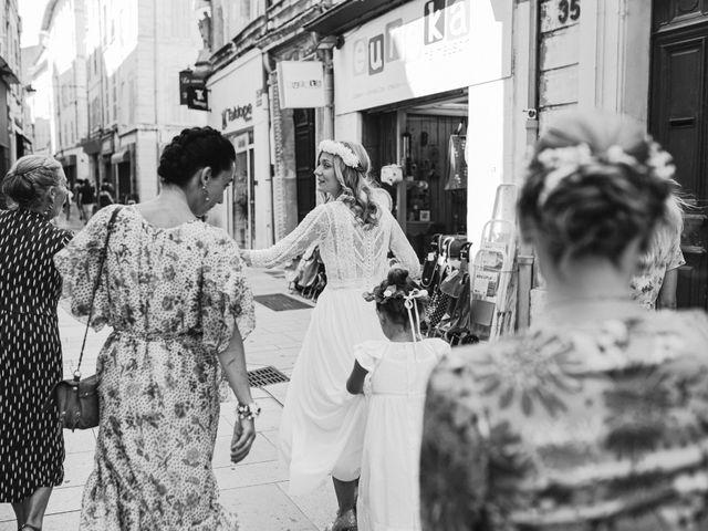 Le mariage de Sebastien et Zelda à Avignon, Vaucluse 49
