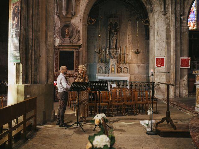 Le mariage de Sebastien et Zelda à Avignon, Vaucluse 79