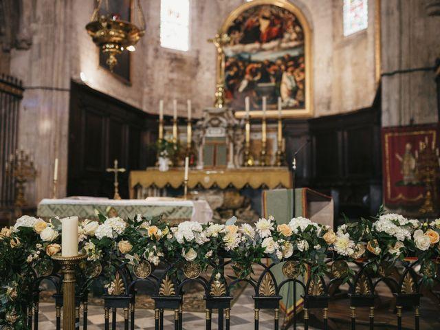 Le mariage de Sebastien et Zelda à Avignon, Vaucluse 80