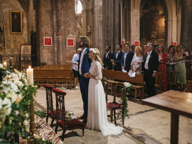Le mariage de Sebastien et Zelda à Avignon, Vaucluse 91