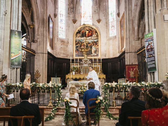 Le mariage de Sebastien et Zelda à Avignon, Vaucluse 92