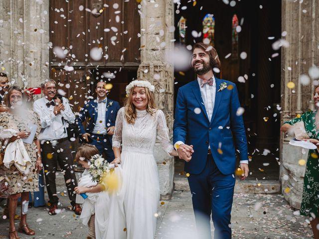 Le mariage de Zelda et Sebastien