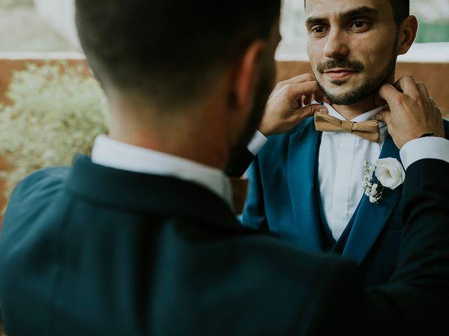 Le mariage de Julien et Krystel à Lançon-Provence, Bouches-du-Rhône 11