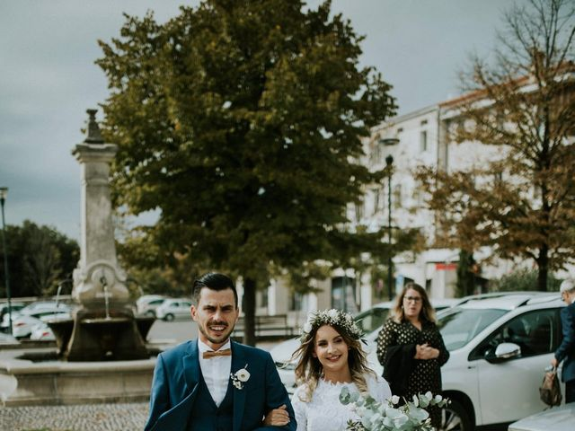 Le mariage de Julien et Krystel à Lançon-Provence, Bouches-du-Rhône 16