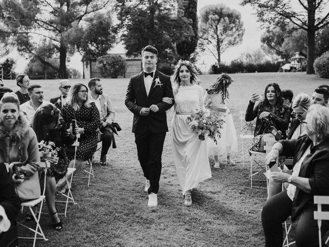 Le mariage de Julien et Krystel à Lançon-Provence, Bouches-du-Rhône 35