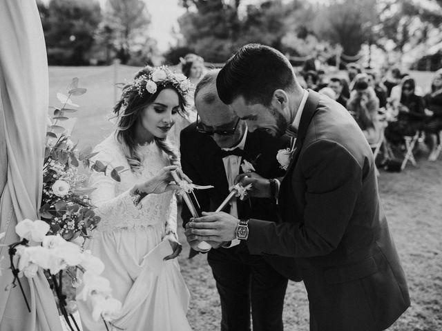 Le mariage de Julien et Krystel à Lançon-Provence, Bouches-du-Rhône 39