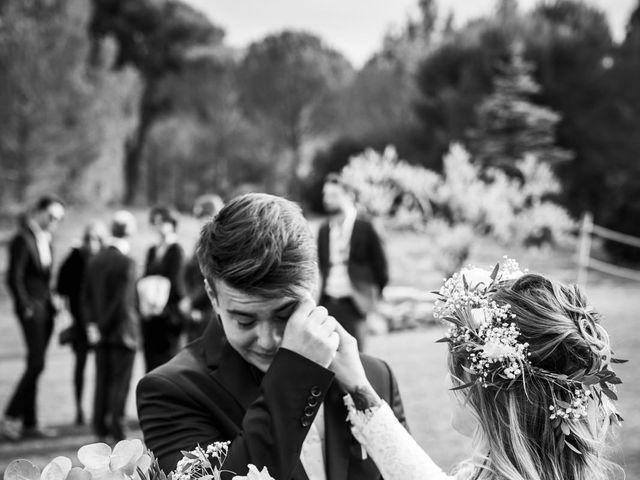 Le mariage de Julien et Krystel à Lançon-Provence, Bouches-du-Rhône 54