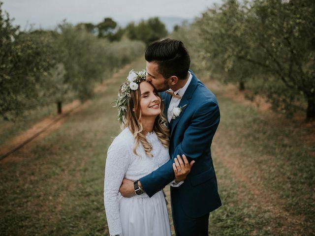 Le mariage de Julien et Krystel à Lançon-Provence, Bouches-du-Rhône 56