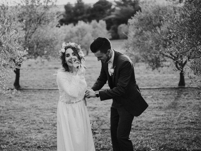 Le mariage de Julien et Krystel à Lançon-Provence, Bouches-du-Rhône 70