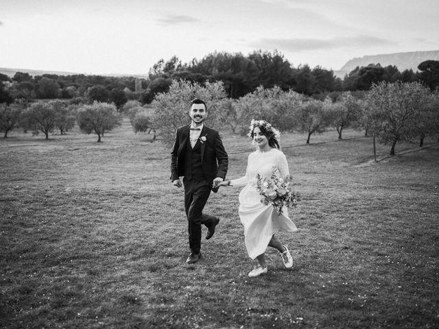 Le mariage de Julien et Krystel à Lançon-Provence, Bouches-du-Rhône 72