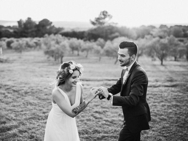 Le mariage de Julien et Krystel à Lançon-Provence, Bouches-du-Rhône 75
