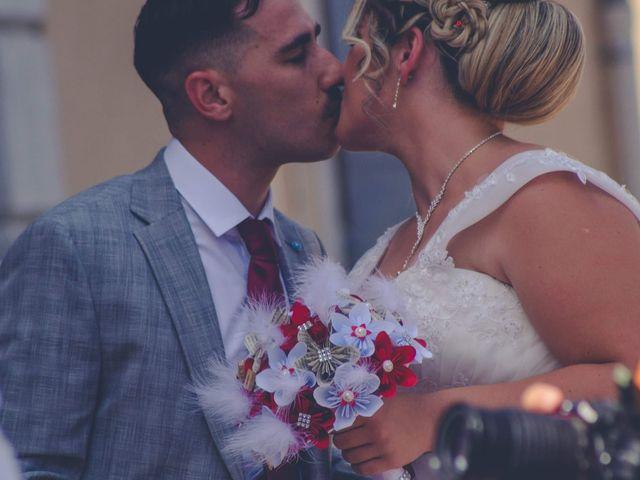 Le mariage de Romain  et Cindy à Goncelin, Isère 1