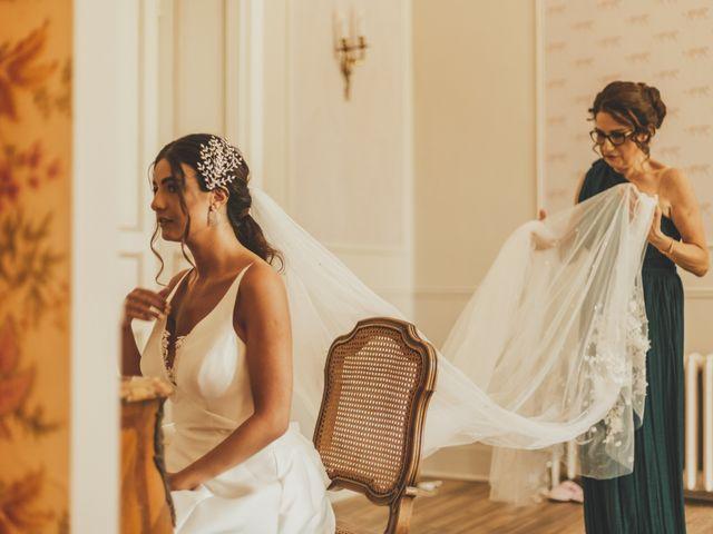 Le mariage de Charbel et Brunella à Bram, Aude 50