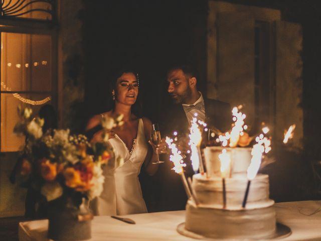 Le mariage de Charbel et Brunella à Bram, Aude 91