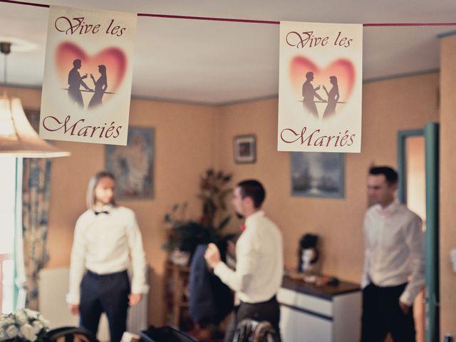Le mariage de Damien et Claudia à Boulay-Moselle, Moselle 3
