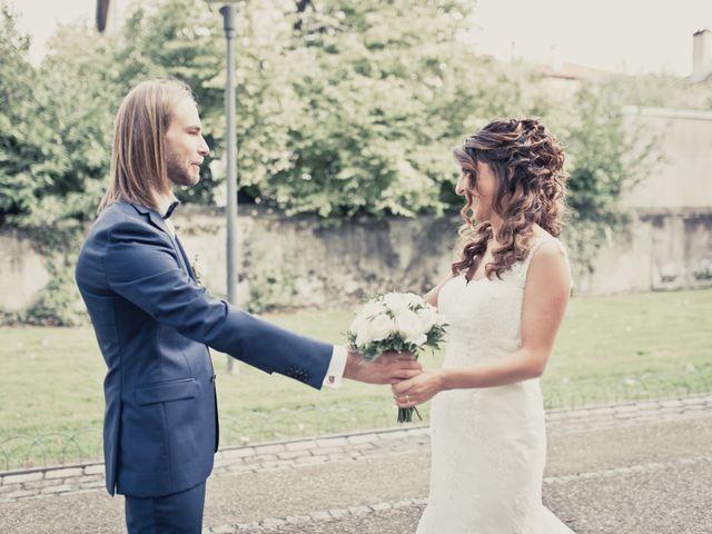 Le mariage de Damien et Claudia à Boulay-Moselle, Moselle 24