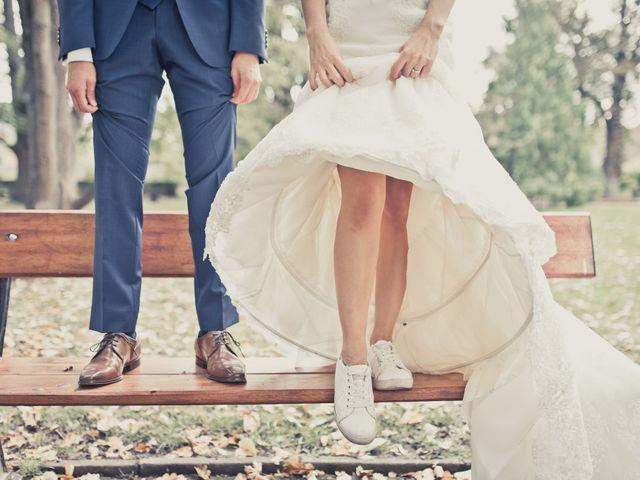 Le mariage de Damien et Claudia à Boulay-Moselle, Moselle 32