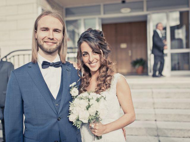 Le mariage de Damien et Claudia à Boulay-Moselle, Moselle 35