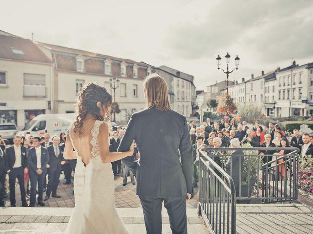 Le mariage de Damien et Claudia à Boulay-Moselle, Moselle 36
